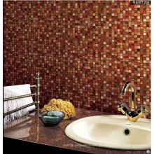 Mistura de mosaico de vidro para decoração de construção Venda quente