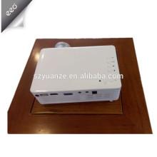 Projecteur led bon marché 100 lumens avec AV / VGA / HDMI / US / SD pour entreprise / Accueil / Éducation