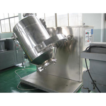 Three-Dimensional Mixer Equipment for Cornmeal