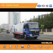 FOTON multifunctional road sweeper truck