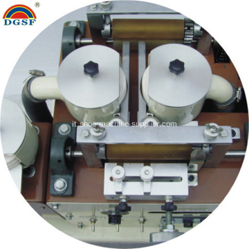 Cintura in pelle Double Side Edge Grinder YF-11
