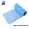Spunlace non-woven disposable dish dry cloth