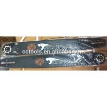 Guide Bar 20 '' pouces 5200 52cc tronçonneuse fabricant professionnel en Chine