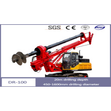 High Way Guardrail Pile Driver 110-151kw à vendre