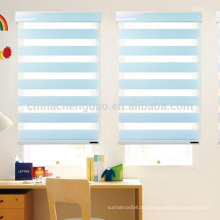 100% Polyester Zebra Fenster Vorhang, Zebra Jalousien Teile