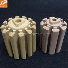промышленные кордиеритовые керамические изделия
