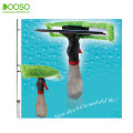 Silicon Wiper Blade Glass Cleaner Window Spray Squeegee