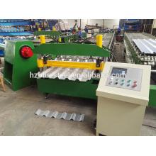 Máquinas de fabricação de chapas de aço onduladas revestidas com chapa de aço inoxidável, Máquinas de fabricação de folhas de telhado de alumínio