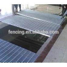 rejilla de acero galvanizado / cubierta de rejilla de acero cubierta de drenaje