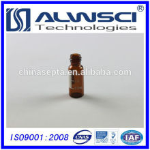 1.5 ML Amber vial Autosampler vial Glass Vial with label