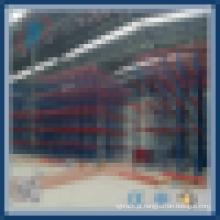 Estante de rack de armazenamento com rack de palete de aço frio