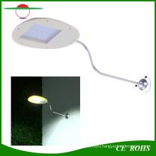 Flexible Mini Streetlight Remote Control Solar 12LED/15LED/18LED Super Bright LED Wall Light