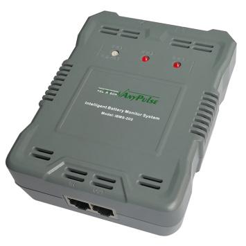 2V Battery Monitoring Intelligent System