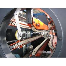 PVC PP PE Six Claw Pipe Haul de la máquina