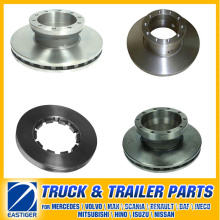 Over 100 Items Trailer Parts of Brake Disc for Daf