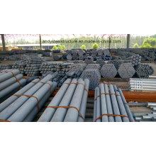 Structure de grille en acier pour la construction de bâtiments