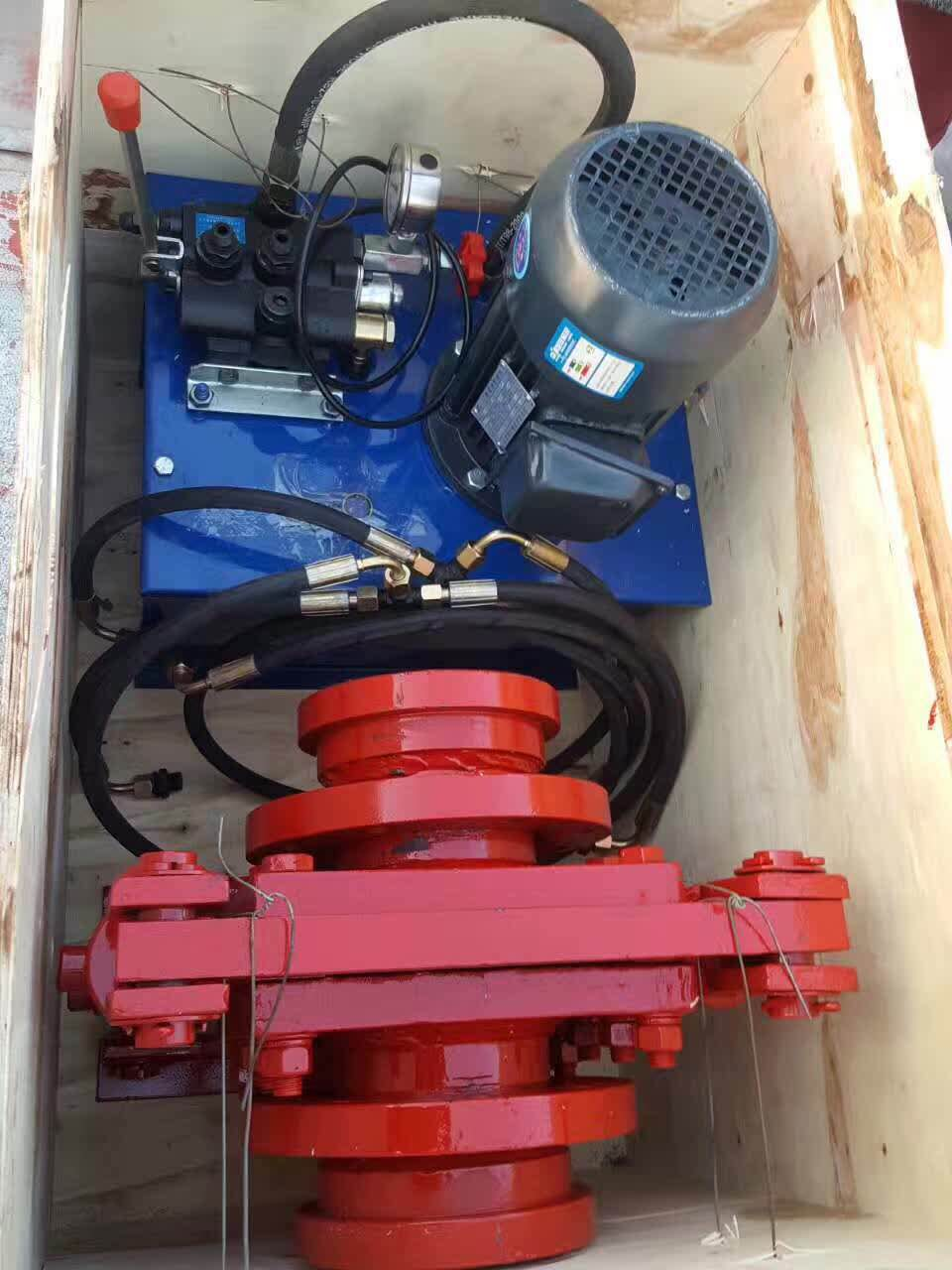 Concrete Pump Automatic Shut Off Valve