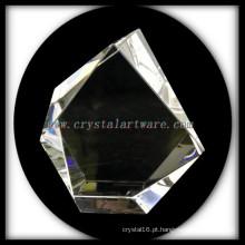 NOVO Iceberg de cristal em branco cristal