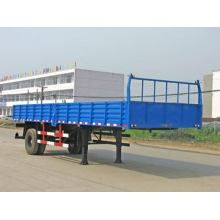 8.5m 10T Single Axle Semi Trailer