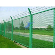 Expanded Wire Mesh Fence (factory)