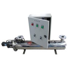 Esterilizador UV del agua de la desinfección del agua UV Purificación ultravioleta del agua