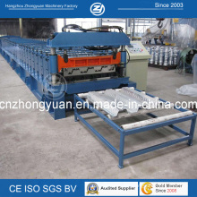 ISO Steel Deck Roll Forming Machine