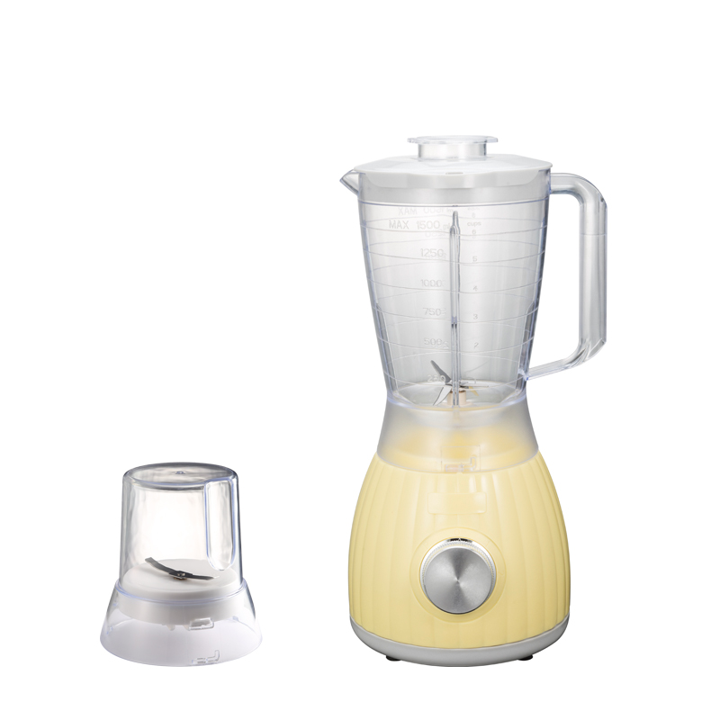 New Design Strip Shaped Body 1 5l Plastic Jar Electric Blender Stand Blender Food Blender