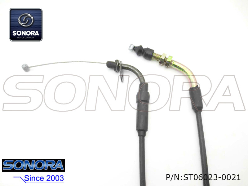 Wangye Scooter WY125T-21 Throttle cable assy.