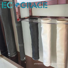 Steady size fiberglass dust collection filter sleeve