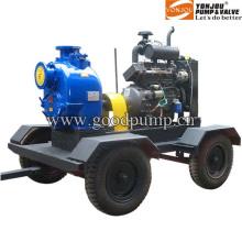 Pompe d'eaux usées diesel