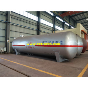 30MT 60000L LPG Aboveground Tanques
