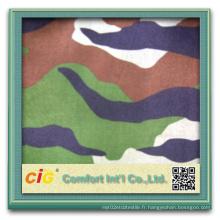 Tissu en PVC revêtu d'Oxford / Tissu en polyester PE