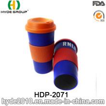 16oz umweltfreundliche Kunststoff Kaffee-Haferl (HDP-2071)