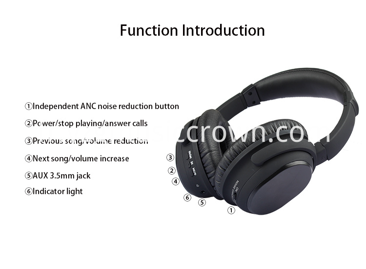 H3011 ANC headphones7