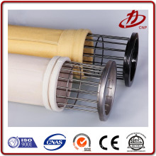 laser welding organosilicone coating filter cage