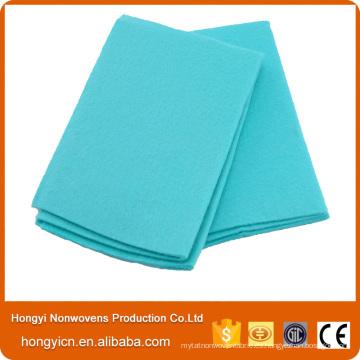 Productos de limpieza no tejidos punzados aguja de la tela de Supling de China
