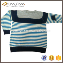 suéter de cachemir puro para niños