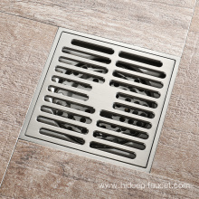 HIDEEP Bathroom Square Deodorant Floor Drain