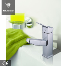 Contemporary single handle basin mixer wash basin faucet