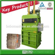 Máquina de compresión de cartón para la venta