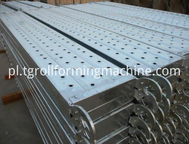 Scaffolding Forming Machine