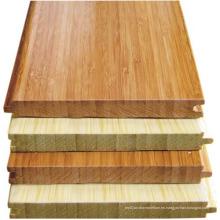 Suelo flotante de bambú carbonizado para una buena elección