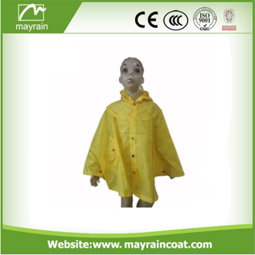Child Clothes Rain Poncho