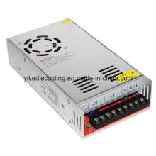 Fuente de alimentación impermeable de 12 voltios LED con la aprobación del CE