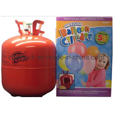 Portable Disposable Balloon Helium Cylinders for Various Uses