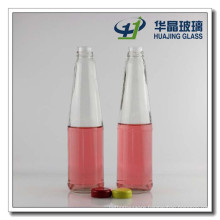 450ml Salad Glass Bottle with Plastic Screw Cap