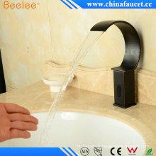 2015 le nouveau huilé Bronze cascade robinet automatique avec CE
