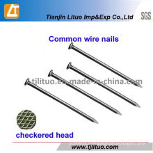Polished Smooth Shank Common Nails
