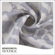Serviço Oem Diferentes tipos de tecido têxtil tecido jacquard novo