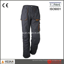 Wholesale Cheap Mens Work Wear Pants Safety Wear with Polyester Cotton